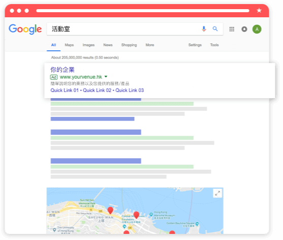 Search Ads Management Takes You Straight to the Top