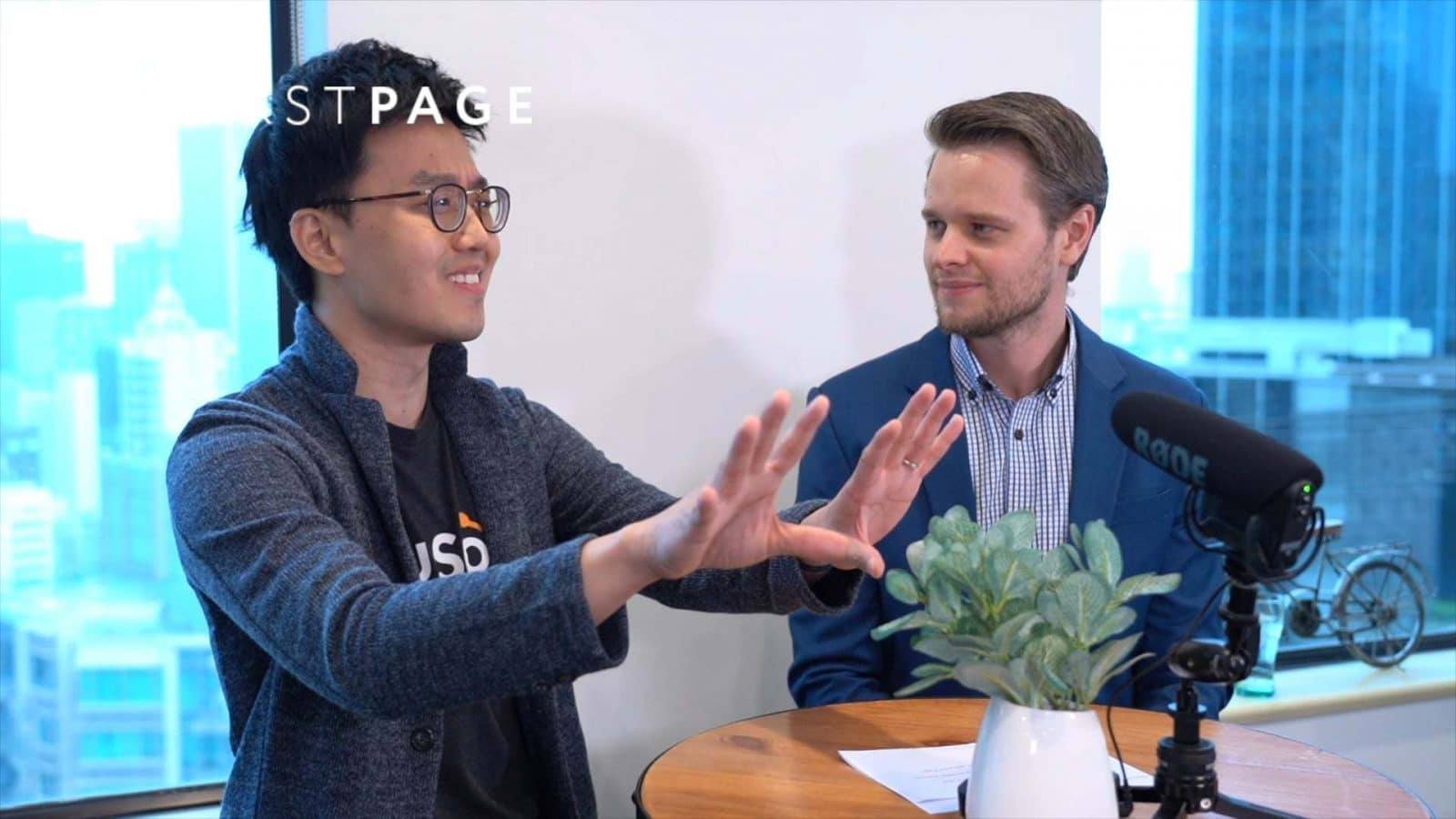 Firstpage x HubSpot (Interview)