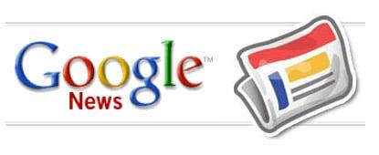 登記網站到Google News