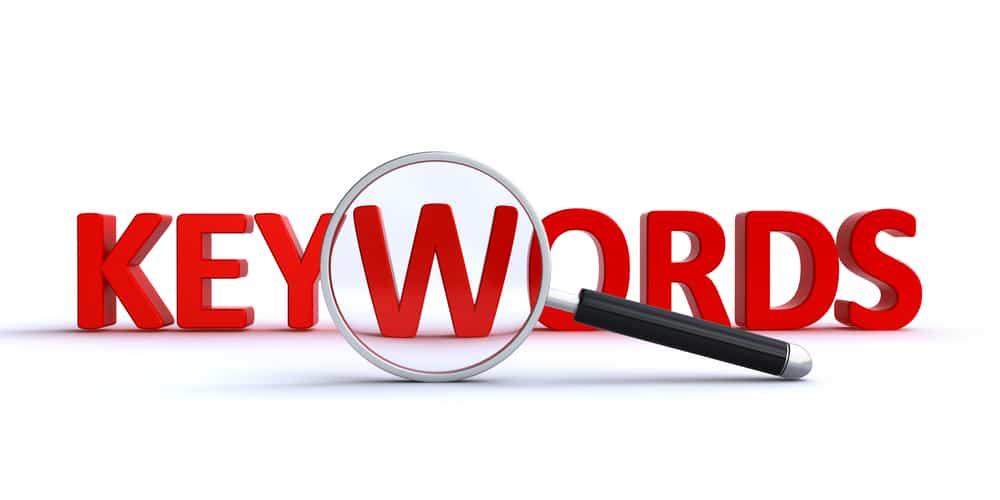 聰明地運用關鍵字──切勿堆砌關鍵字